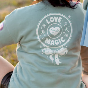 Load image into Gallery viewer, Love and Magic Medallion Sweater