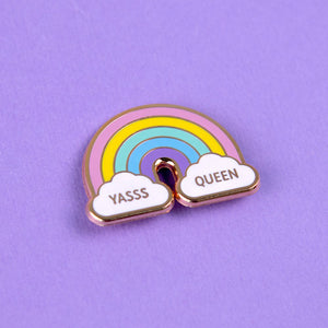Yasss Queen Pin