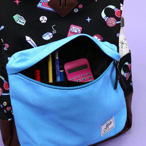 Load image into Gallery viewer, Kawaii Gamer Bundle (Black/Blue)