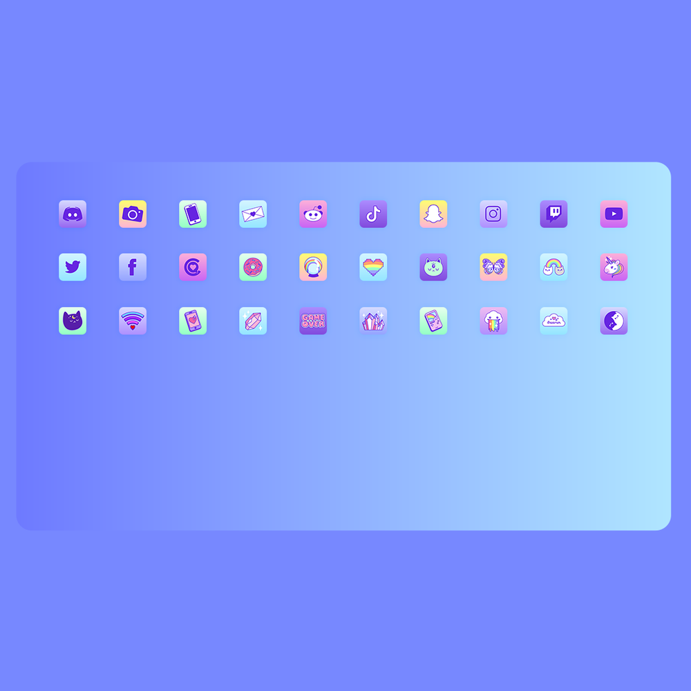 Load image into Gallery viewer, iOS 14 Icon & Widget Pack (Digital Download)