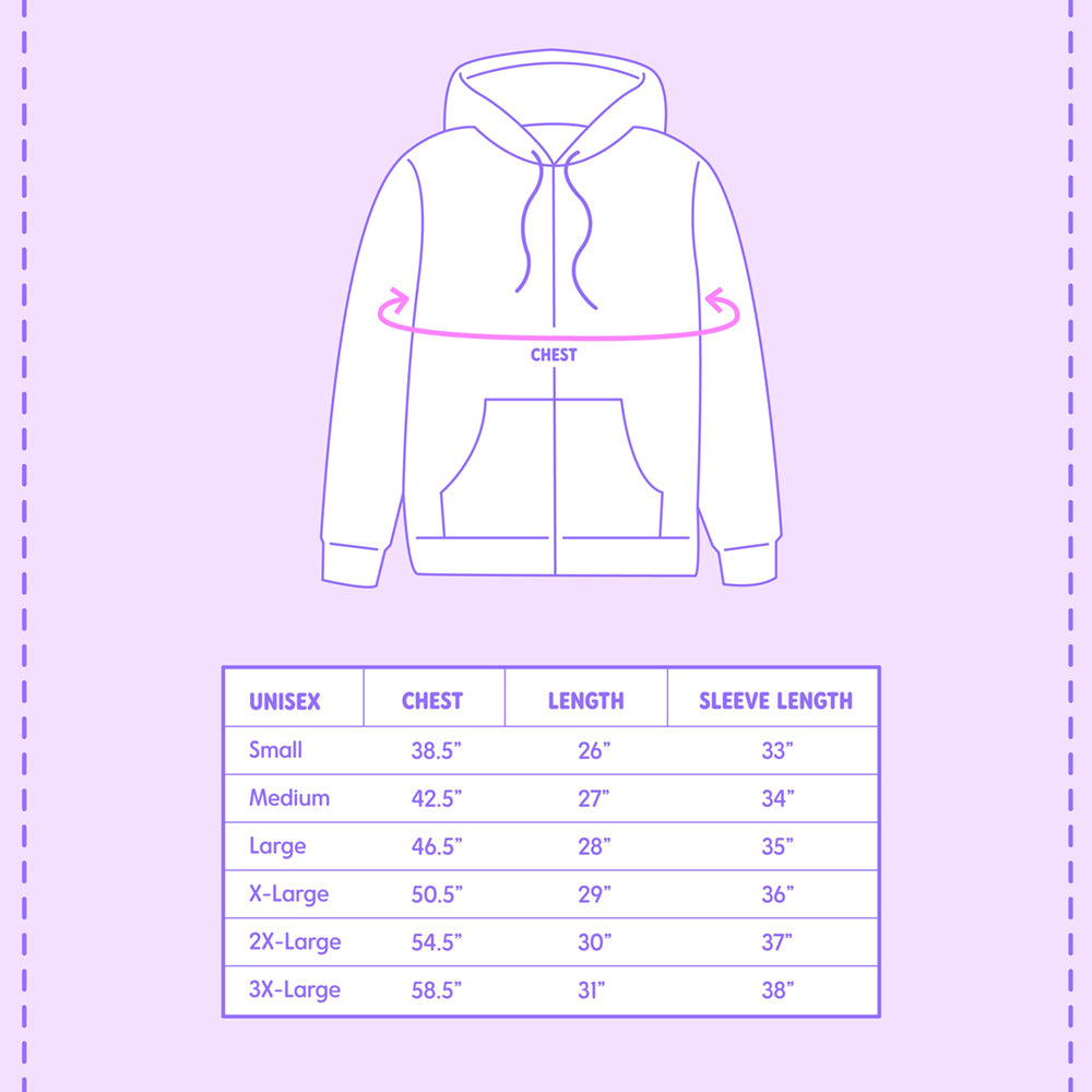 Load image into Gallery viewer, Adult Zip-Up with Sprinkle Lined Hoodie