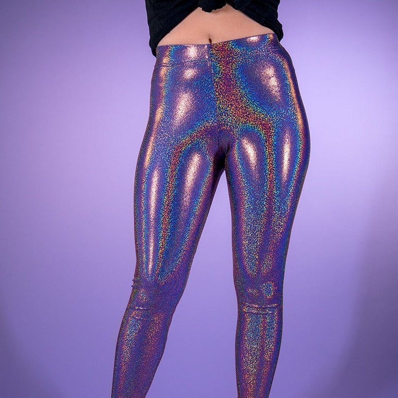 Rainbow Aura Leggings
