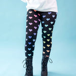 Digital Love Leggings