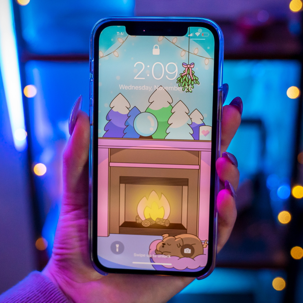 Load image into Gallery viewer, Winter Wonderland - iOS 14 Icon Pack