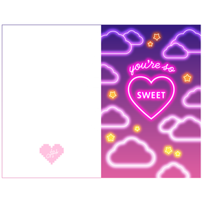 Load image into Gallery viewer, XOXO Valentine Cards by iHasCupquake