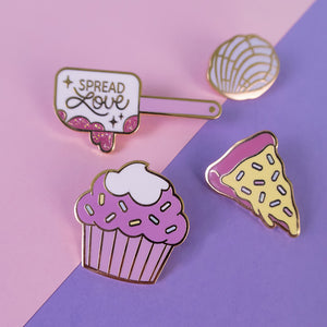Load image into Gallery viewer, Bakery Pin Set