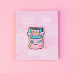 Game Babe Pin (iHasCupquake x Candy Corpse)