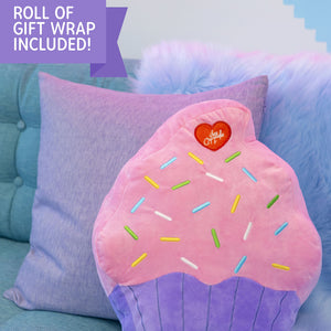 Cupcake Pillow Bundle