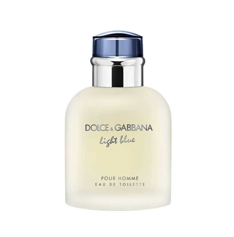 DOLCE & GABBANA Light Blue Pour Homme 125ML