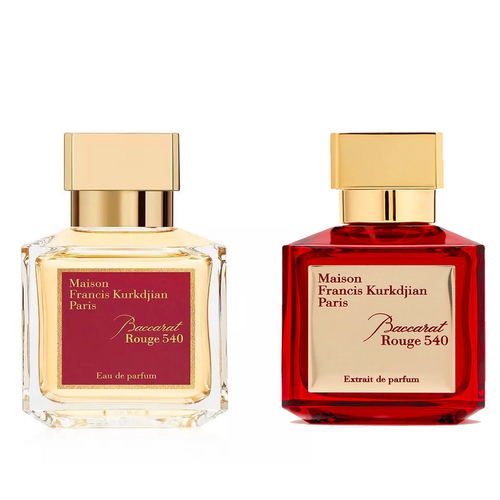 Duo Baccarat Rouge 540 Ext et Edp 70ML