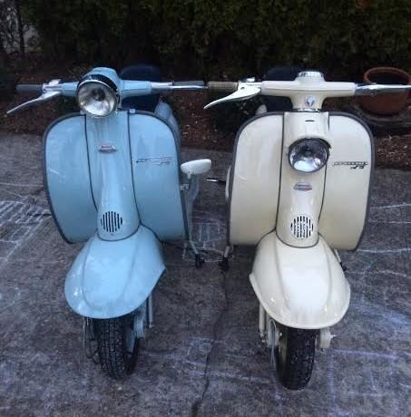 Scooters Originali  Vintage Vespa and Lambretta Scooter Specialists