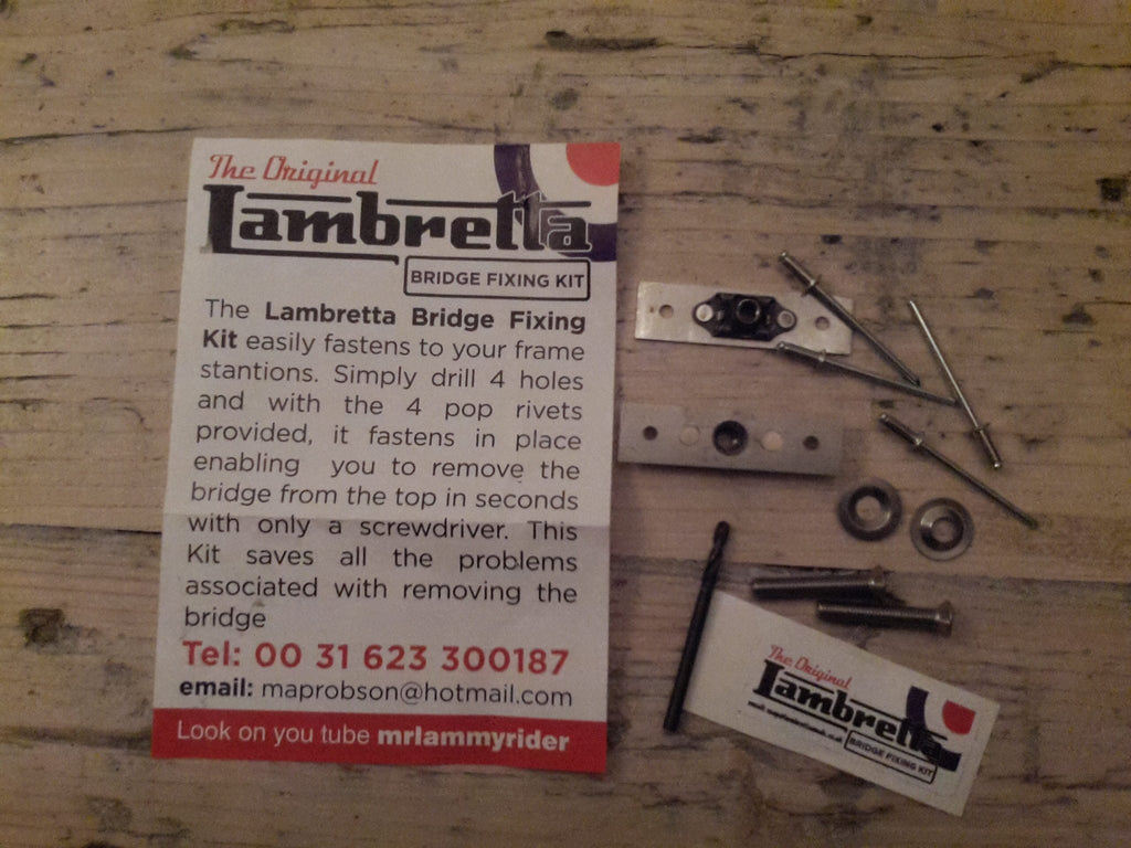 Lambretta - The Original Bridge Fix Kit