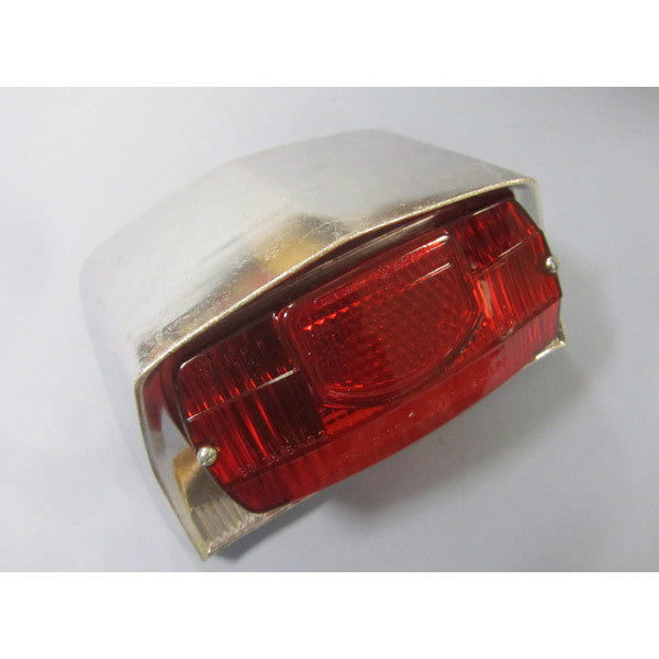 Lambretta Tail Light Housing & Lens - Series 3 / Serveta - Scootopia