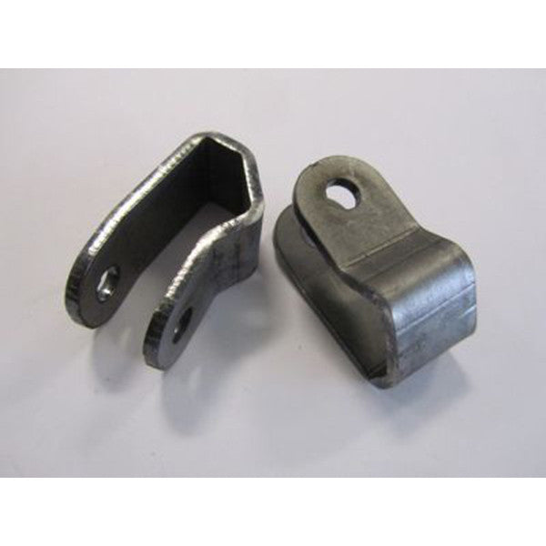 Lambretta Weld On Damper Bracket - Pair - Scootopia