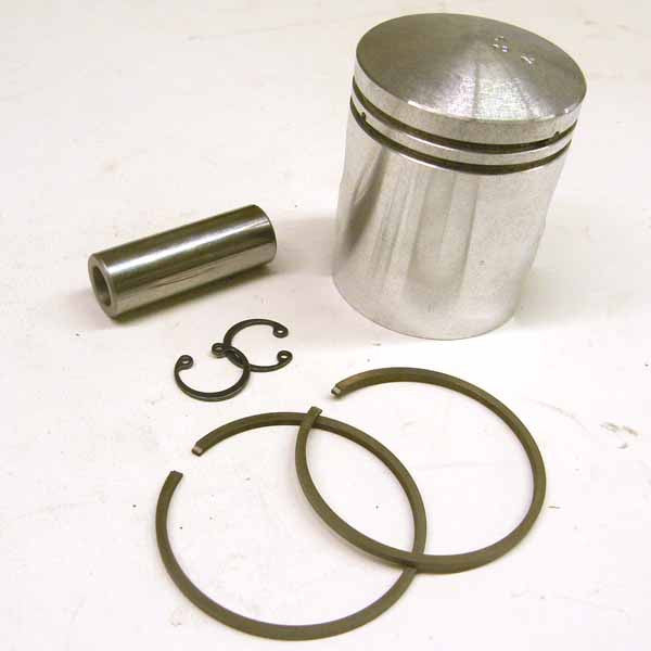 Lambretta: Piston Kit, LD - 52.6mm, 14mm wrist pin