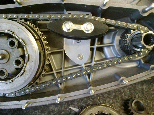 Lambretta Chain Tensioner - Push Up / Pull Down - Gran Turismo