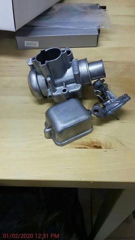 Ultrasonic Carburetor Cleaning Lambretta - Vespa