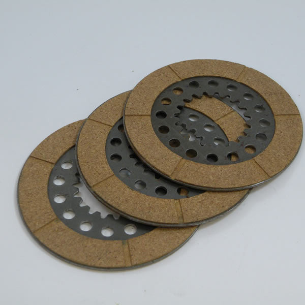 Vespa: Clutch Cork Set, VB1