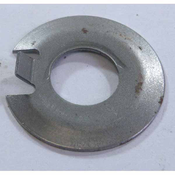 Vespa: Clutch Nut Tab Washer- Smallframe