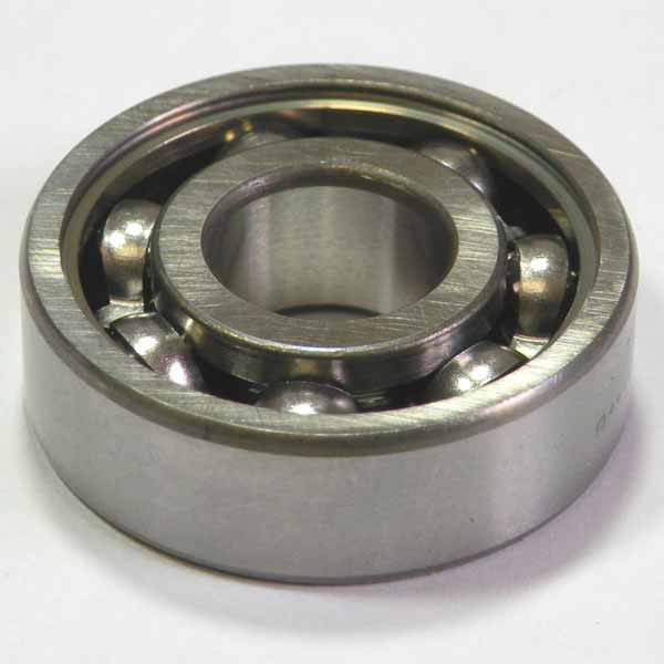 Vespa: Bearing - Front Hub - 16mm - P200e/P125X - 1 Side Shielde