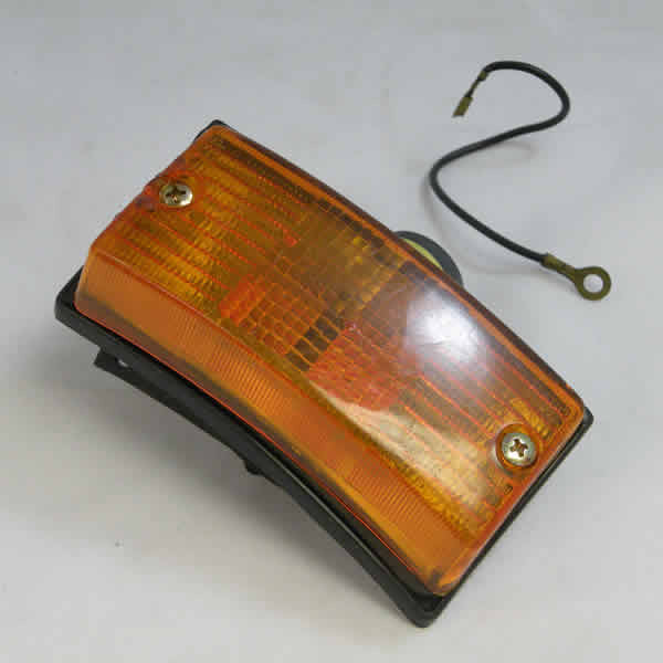 Vespa: Turn Signal Unit - Right Front - PE/PX/Stella