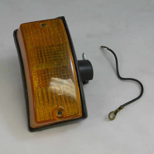 Vespa: Turn Signal Unit - Left Front - PE/PX/Stella