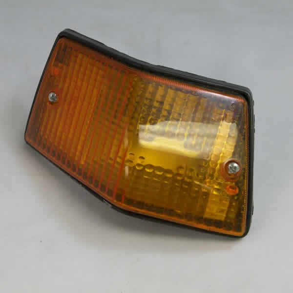 Vespa: Turn Signal Unit - Left Rear - PE/PX/Stella