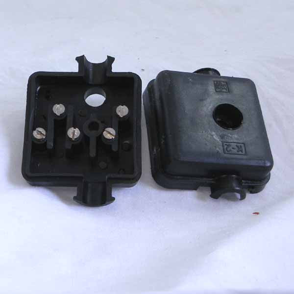 Vespa: Engine Junction Box - Bajaj