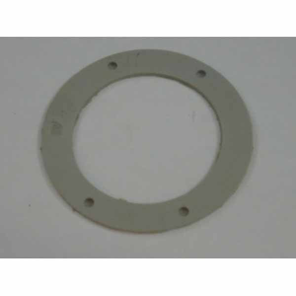 Vespa: Horn Gasket - 2mm - Grey - 1949 to 1960