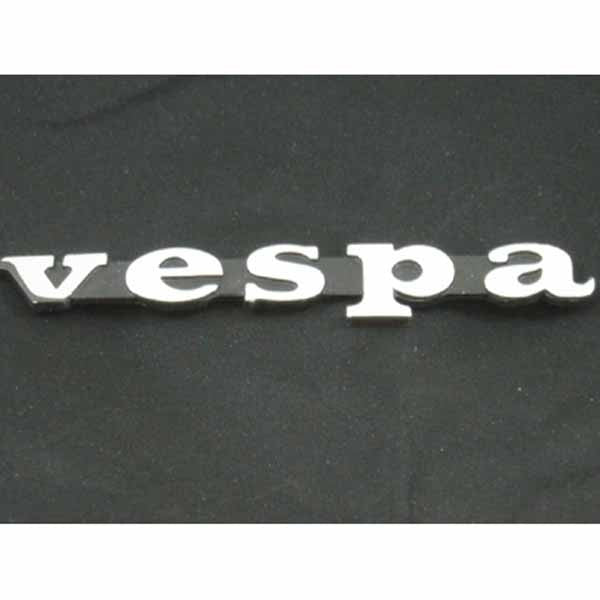 "Vespa: Badge - Legshield - ""Vespa"" - PE Series"