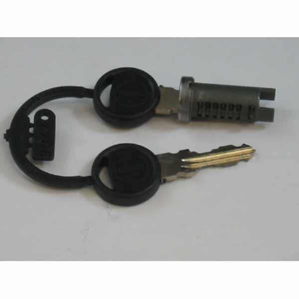 Vespa: Column Lock  with Keys- PX