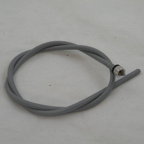 Vespa: Speedometer Cable, Complete - Small Frames