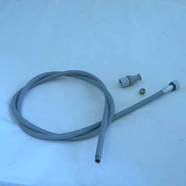 Vespa: Speedometer Cable, Complete - GS 150 VS1-VS5