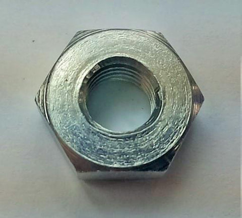 Vespa - Nut M9 x 1,25mm x 7mm - 17mm W/S for Auxiliary Shaft on Classic Vespa