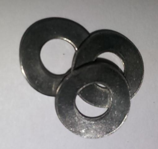 Lambretta and Vespa - 5mm - Zinc Wave Washer.