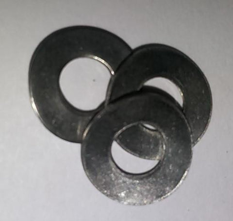 Lambretta and Vespa - 6mm Zinc Wave Washer.
