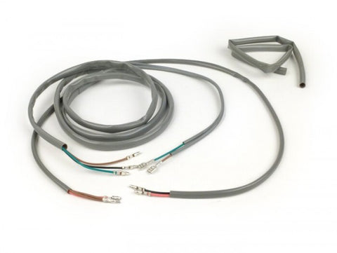 Lambretta Wiring Loom - Electronic Ignition - Grey - BGM