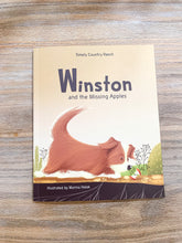 Load image into Gallery viewer, Winston and the Missing Apples Paperback Book