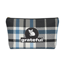 Load image into Gallery viewer, Grateful Accessory Pouch w T-bottom