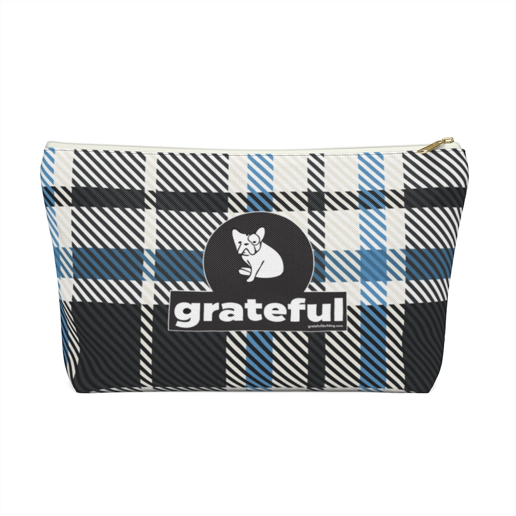 Grateful Accessory Pouch w T-bottom