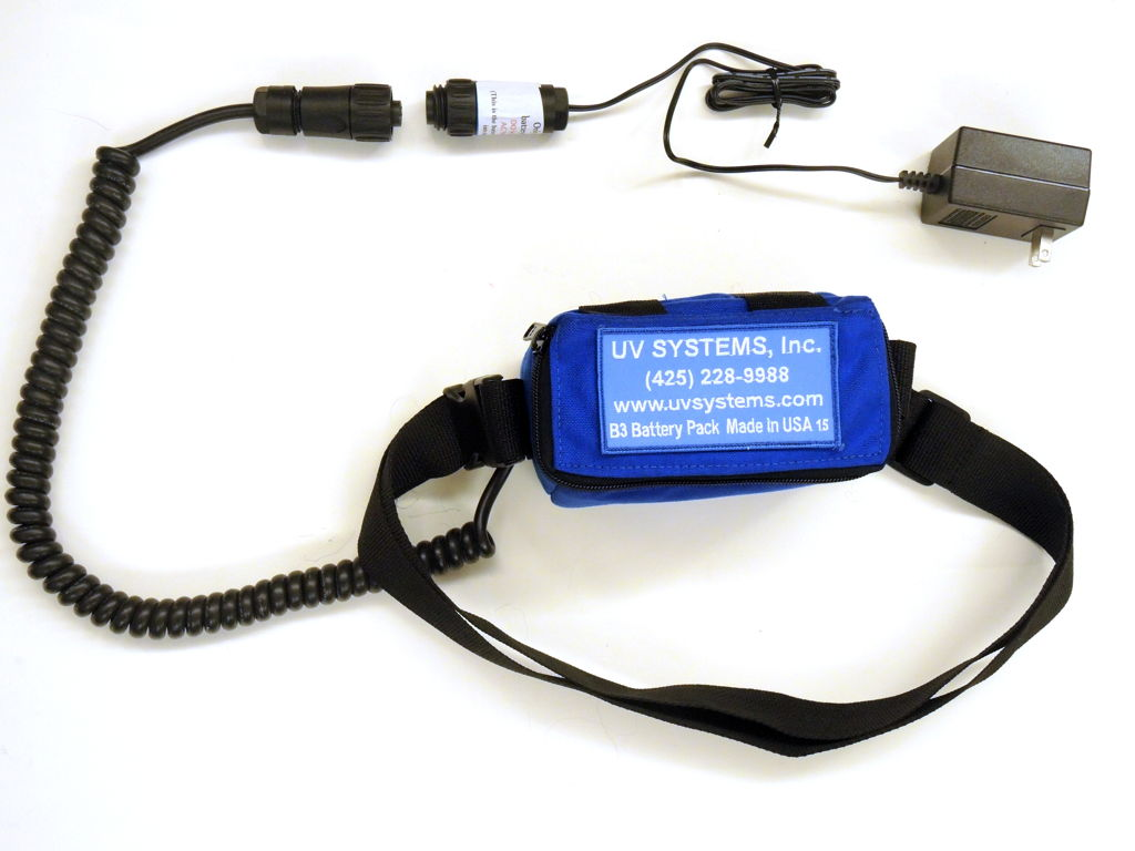 B3 Battery & Charger
