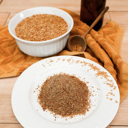 Golden Ground Flax Seeds