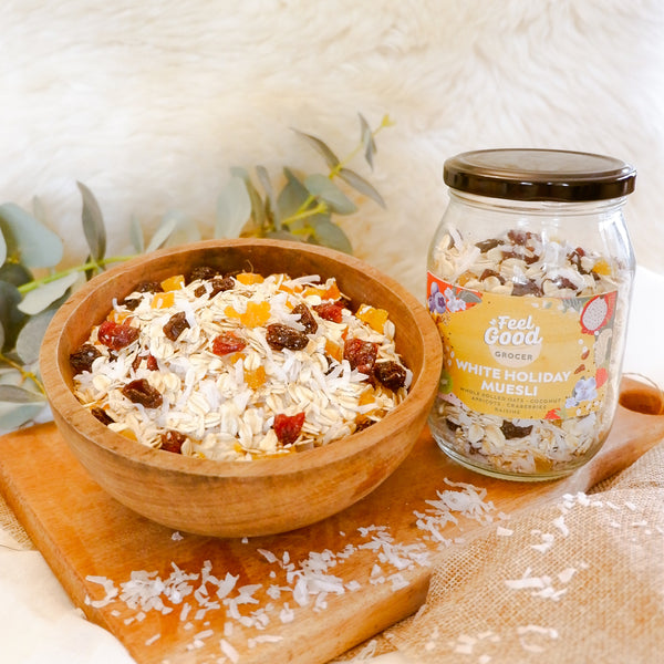 Holiday Muesli