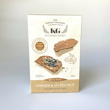 Load image into Gallery viewer, The Gourmet Box AU Ginger & Hazelnut Seeded Bark Mix