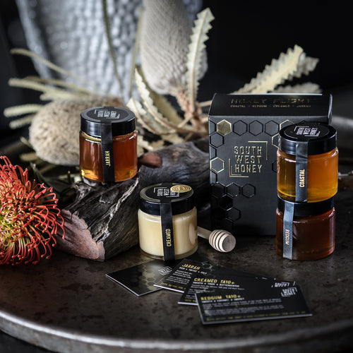 Southwest Honey 'Honey Flight' - The Gourmet Box