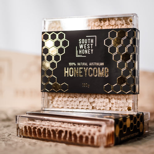 Southwest Honey Premium Honeycomb (160g) - The Gourmet Box