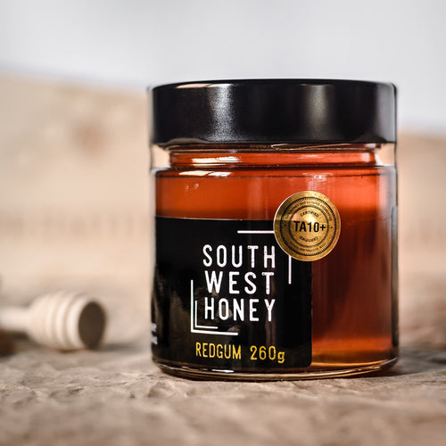 Southwest Honey Active Redgum Honey TA10+ - The Gourmet Box