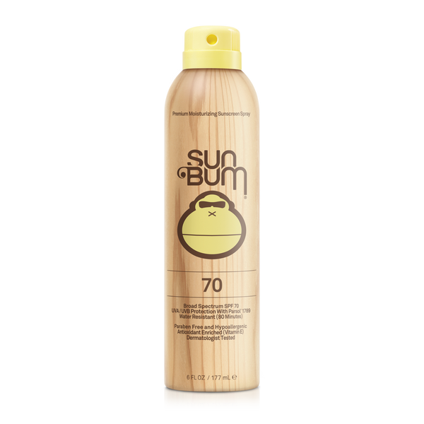 Sun Bum SPF 70 Sunscreen Spray - 6oz