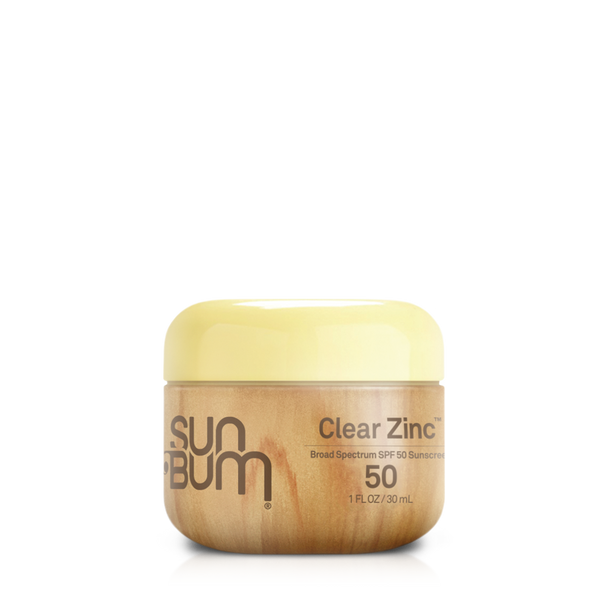 Sun Bum Original SPF 50 Clear Zinc - 1oz
