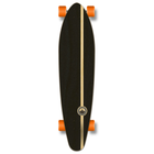 Yocaher Kicktail Complete Longboard - Earth Series - Wind